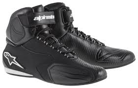 motorcycle shoes with lights alpinestars faster shoes revzilla