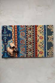 Disney Doormat Striped Risa Doormat Anthropologie