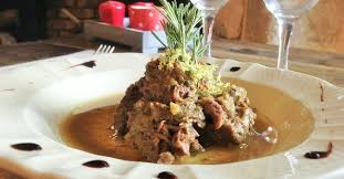 cuisine du terroir restaurant auberge la farigoule à bidon