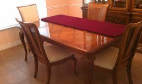 Kingwood Thomasville Dining Room Set EXCELLENT CONDITION - Thomasville dining room chairs