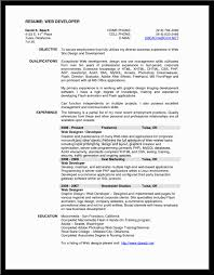 Web Resume Examples by Resume Websites Examples