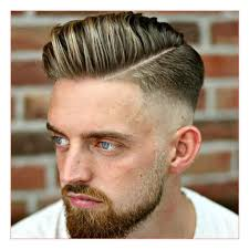hard part hair men good haircuts for men with thin hair together with hard part