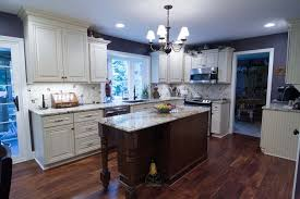 Taupe Kitchen Cabinets How To Choose Painted Kitchen Cabinets