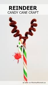 candy cane reindeer craft candy cane crafts candy canes and craft
