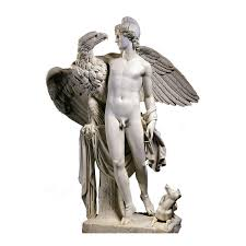 Famous Greek Statues Famous Greek Marble Garden Male Statues With Eagle Buy