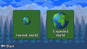 All Items Map Terraria Terraria Now Offers Expanded World Option On Mobile Android Coliseum