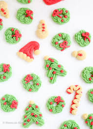 holiday spritz cookies american heritage cooking