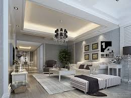 Image Detail For White Luxury Chinese Living Room Design By  YA - Modern chinese interior design