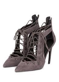 Immobilien Kaufen Deutschland Kendall Kylie Schnürstiefeletten Angel Grau Damen Schuhe High