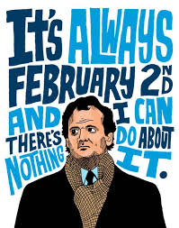 Bill Murray Groundhog Day Meme - 5 business lessons to learn from groundhog day printrunner blog