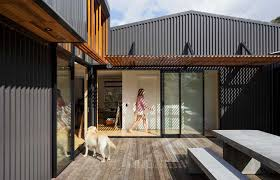 a modern beach house informed by an old shed habitusliving com
