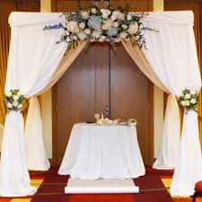 wedding chuppah rental rent pipe drape backdrops with free shipping nationwide for