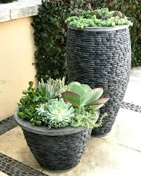 large resin planters pots 20 insanely clever gardening tips and