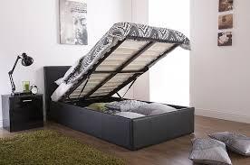 stylish ottoman storage bed innovative double ottoman bed frame
