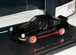 porsche 911 dark green 1 43 ebbro 43886 porsche 911 carrera rs 1973 black ebay