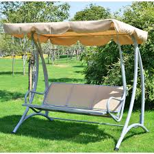outsunny covered outdoor porch swing review pro hammocks