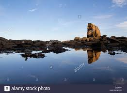 Rock Gardens Green Bay by A Sea Stack Rock Formation Known As Charlie U0027s Garden Collywell