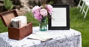 wedding gift table tips on handling the wedding gift table topweddingsites