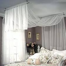 diy canopy bed curtains how to create your own bed canopy canopy alcove and bedrooms