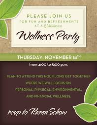 Get Together Party Invitation Card Melaleuca Wellness Party Invitation Misc Ads U0026 Graphics