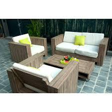 mobilier de jardin en solde salon de jardin solde spitpod