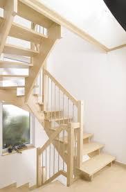 aufgesattelte treppen aufgesattelte treppe massivholztreppen güta güta treppenbau