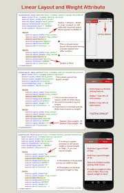 android layout weight attribute linear layout and weight in android stack overflow