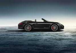 porsche 911 convertible black black 911 s cabriolet by porsche exclusive