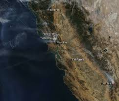 California Wildfire Evacuation Plan by California Still Under The Throes Of Wildfire Woes Nasa
