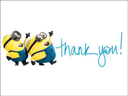 edible minions thank you minions edible cake cupcake toppers