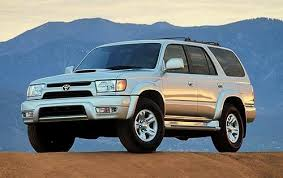 used 2001 toyota 4runner used 2001 toyota 4runner for sale pricing features edmunds
