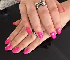 cnd shelac gelish opi gel nails up to 14 day wear nail gel