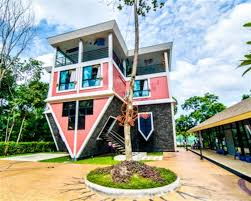 the upside down house phuket thailand phuket show ticket admission fee baan teelanka for foreigner