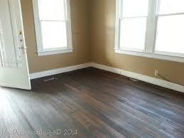 how to stain vintage hardwood floors my repurposed