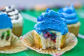 m u0026m u0027s stuffed easy vanilla cupcakes dinner then dessert