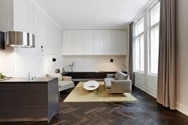 Wohnzimmer Modern Loft Loft Behren Holon Architecture