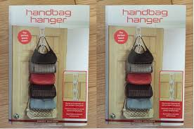 handbag hanger a perfect solution for organizing your handbags
