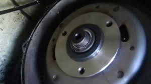 1997 seadoo gti 720 flywheel pull part 2 youtube