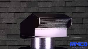 Useful Roof Vent for Kitchen Exhaust Fan In Bath and Kitchen