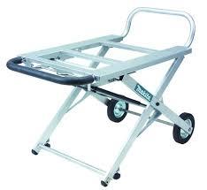 makita portable table saw makita 194093 8 adjustable portable table saw stand 194093 8