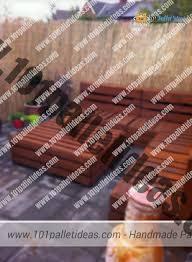 Pallet Patio Furniture Ideas - pallet outdoor furniture szahomen com