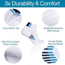 apa lifestyle ultra soft combed cotton triple thick weave design socks