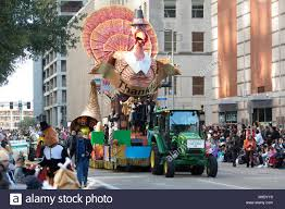 thanksgiving day parade turkey float stock photos thanksgiving day