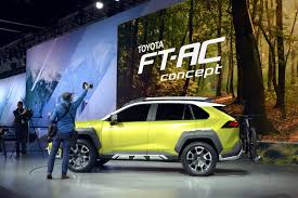 toyota compact new toyota ft ac concept is a macho compact suv for adventurers
