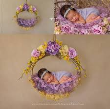 digital backgrounds in photography newborn photography sydney