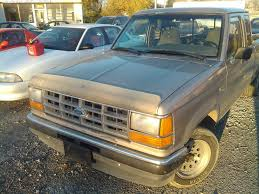 Ford Ranger Work Truck - 1991 ford ranger extended cab auto air tow hitch reliable work