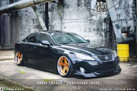 bagged lexus is250 chris torres is250 slammedenuff