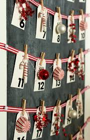 christmas in the kitchen advent calendars holidays and easy diy
