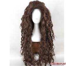Bellatrix Halloween Costume Harry Potter Bellatrix Lestrange Cosplay Wigs