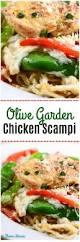 olive garden copycat olive garden chicken scampi flavor mosaic